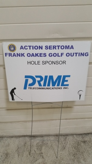 Prime sponsors a hole
